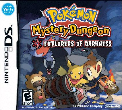 Thumbnail 1 for Pokemon Mystery Dungeon Explorers of Darkness All Legendaries